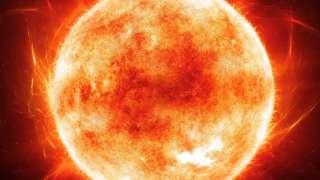 Активность Солнца заметно уменьшилась, что сократило количество вспышек