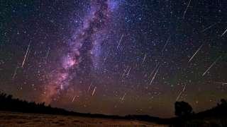 Сегодня жители Москвы и Подмосковья смогут наблюдать «метеоритный дождь»