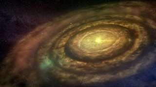 Ученые впервые получили снимки формирующихся экзопланет