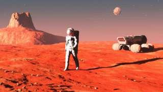 NASA уделяет особое внимание кораблю «Orion», который доставит астронавтов на Марс