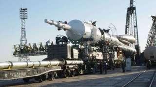 Три ракеты «Союз» успешно доставили на космодром «Байконур»