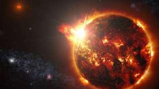 Чрезмерно активный «красный карлик» находится в созвездии Волопаса