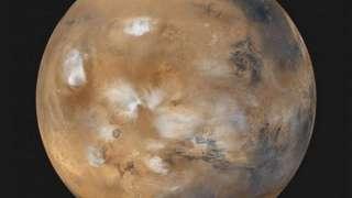 Почему Марс называют «двуликим»