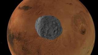 Гибель Фобоса превратит Марс в Сатурн