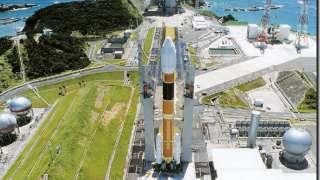 Япония впервые произвела коммерческий запуск ракетного носителя