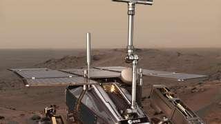 Роскосмос и ЕКА официально презентовали совместную марсианскую миссию «ExoMars 2016»