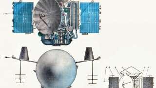44 года назад поверхности Марса коснулся первый из аппаратов, созданных человеком – «Марс 2»