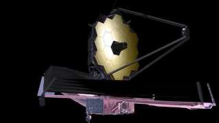 Телескоп «Джеймс Уэбб» или «JWST» будет в ближайшем будущем изучать спутники планет внешней части Солнечной системы