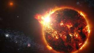 Планетологи: Солнце действительно может погубить нашу планету сверхмощной вспышкой