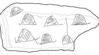 На территории Испании обнаружились самые древние наскальные изображения человеческого дома