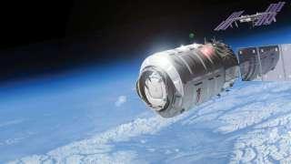 Экипаж МКС из космоса наблюдал за запуском ракеты «AtlasV» с грузовым кораблем «Cygnus»