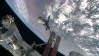 Космический аппарат «Cygnus» пристыковался к МКС в штатном режиме