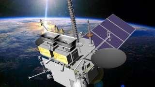 Россия вывела на геостационарную орбиту новый метеоспутник «Электро Л»