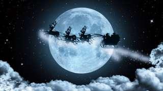 Впервые в 21 столетии на Рождество выпадает полнолуние