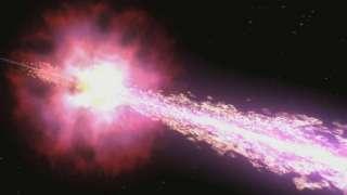 Система «VERITAS» фиксирует гамма-лучи, идущие от далекой галактики