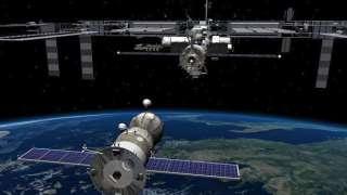 Космические агентства назвали причину ручной состыковки «Союза ТМА 19М» с МКС