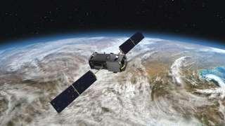На целевую орбиту отправили спутник связи «Экспресс АМУ1»