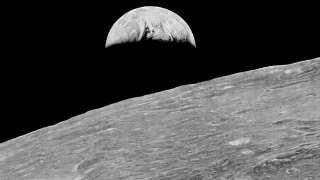 NASA представило фото Земли 1968 года