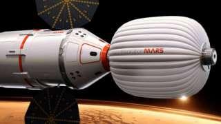 Новый законопроект в ближайшем будущем ускорит разработку космического жилого модуля (NASA)