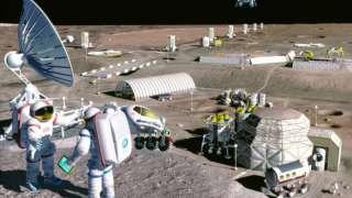 Проект «лунная деревня» позволит человечеству лучше изучить и понять космос