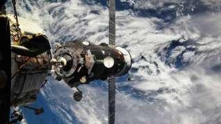 Высоту орбиты МКС увеличили на 3 километра