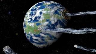 NASA создает первую линию обороны против астероидов