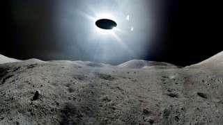 Французские уфологи рассмотрели следы НЛО на Луне