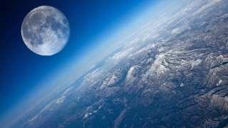 Луна может хранить в себе тайны далеких звездных систем