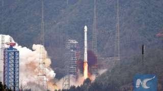 Китай успешно запустил 21-й навигационный спутник