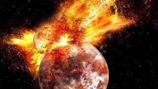 Ученые из США подтвердили версию о столкновении Земли с загадочной планетой Тейя