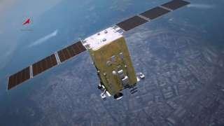 Самарский малый космический аппарат «Аист 2Д» сможет из космоса смотреть под землю