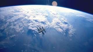 Жители Петербурга могут наблюдать за МКС в ночном небе невооруженным глазом