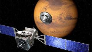 На космодром «Байконур» прибыла ракета для реализации миссии «ЭкзоМарс»