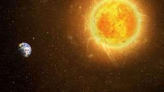 Год из жизни Солнца за 6 минут