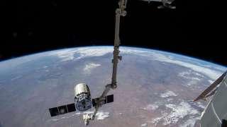 Астронавты NASA частично утилизировали мусор с МКС в капсуле «Cygnus»