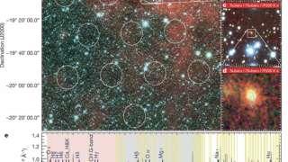 Астрофизики определили расстояние до источника сигнала, посланного инопланетянами