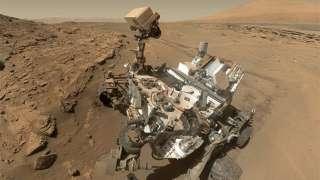 НАСА приглашает всех желающих прогуляться по Марсу