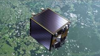 С МКС планируют запустить в космос первый в мире спутник, созданный с помощью 3D принтера