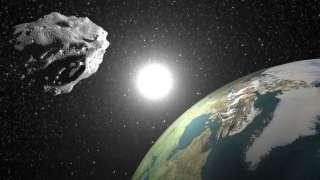 08.03.16 рядом с Землей пролетит гигантский астероид