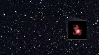 Телескоп «Hubble» обнаружил самую далекую галактику