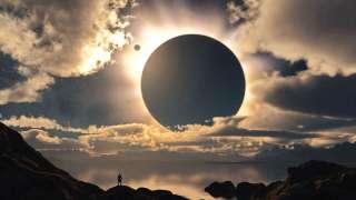 NASA показало анимацию солнечного затмения, которое произойдет в ночь с 08.03.16 на 09.03.16 года