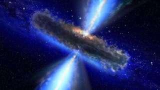 Астрономы нашли огромные запасы воды в далеком космосе