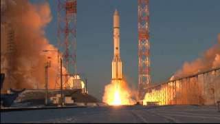 «Яндекс» продемонстрировал запуск ракетного носителя со станцией «Экзомарс» в прямом эфире