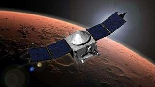 Станция «Экзомарс» успешно выведена на траекторию полета