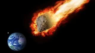 В апреле возле Земли пронесется гигантский астероид «2016 EH157»