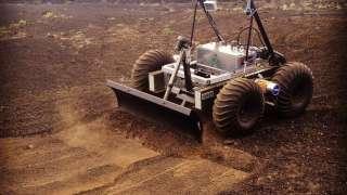 NASA протестировали робота-строителя, который в будущем поможет колонизовать Марс и Луну