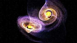 «Хаббл» сфотографировал крупнейшее во Вселенной космическое «ДТП»