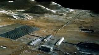 Роскосмос реализует лунную программу за свои деньги