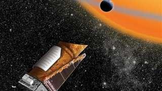 NASA сообщает: «Кеплер» перешел в аварийный режим