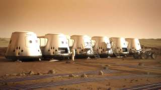 Проект Mars One проводит очередной отбор добровольцев